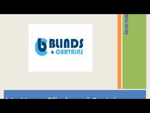 My Home Blinds and Curtains | 1300 360 379 | Blinds Melbourne