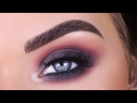 Urban Decay Born To Run Palette | Smokey Eyeshadow Tutorial