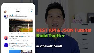 build twitter with rest api and json search and fetch new tweets from twitter