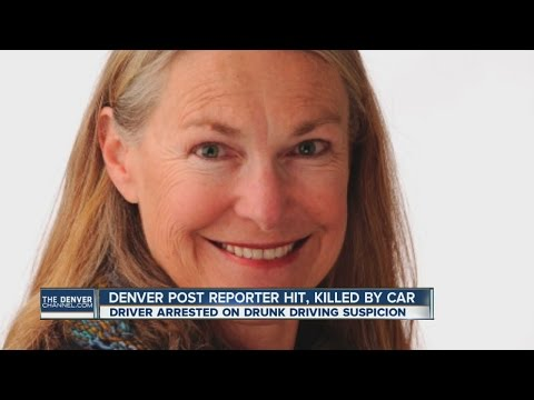 Denver Post reporter hit, killed by car
