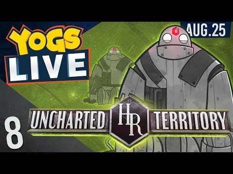 HighRollers D&D: Uncharted Territory - Episode 8 (25th August 2017) AD