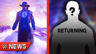 Undertaker Wrestling At SummerSlam This Year? WWE Stars Returning Soon?! - WWE News Ep. 179