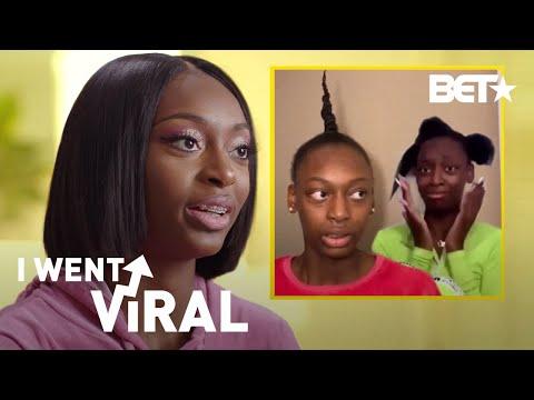 how-kayla-nicole's-ponytail-&-snake-dance-moves-made-her-an-internet-sensation!- -i-went-viral