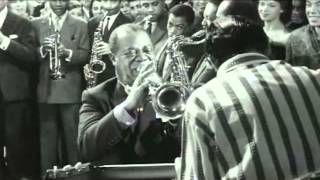 Paris Blues (1961) -Louis Armstrong - Paul Newman