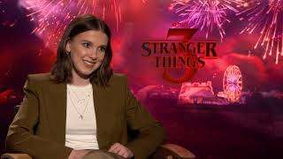 Five minutes with Stranger Things actor Millie Bobby Brown