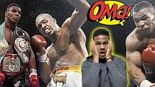Reacting To THE PUNCH THAT TERRIFIED EVERYONE! MIKE TYSON VS RAZOR RUDDOCK (INFAMOUS SMASH PUNCH)