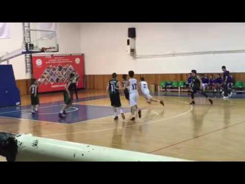 U13 Fenerbahçe vs Anadolu Efes 2017