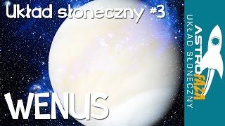 Wenus piekielna planeta - Układ Słoneczny