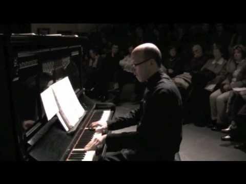 Nicola Giribaldi Concerto di Capodanno 2011 San Lorenzo al Mare