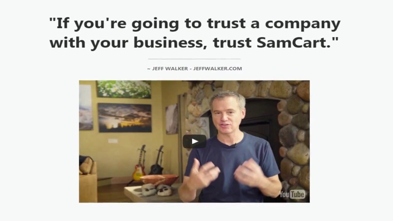Clickfunnels vs LeadPages - SamCart Offer