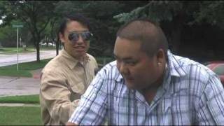 yellow strawberry - funny hmong asian comedy