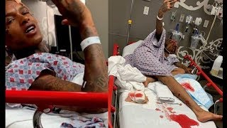 Kyyngg Go Live From Hospital Opps Shot Me Over Jealousy..DA PRODUCT DVD