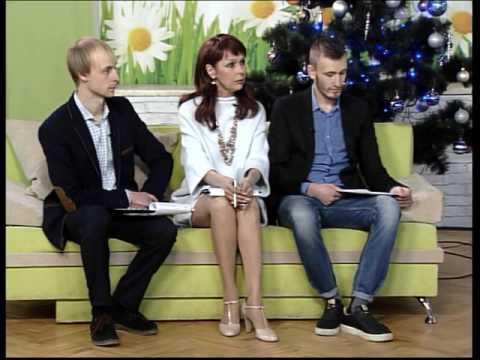 Ранок-панок. Уляна Римарук та Іван Харук про волонтерство