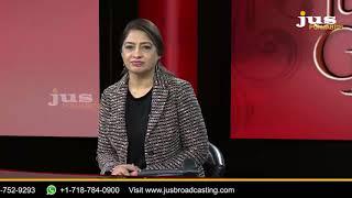 JUS GALBAAT || JUS PUNJABI || ARVIND KAUR || INDIA JIO TV