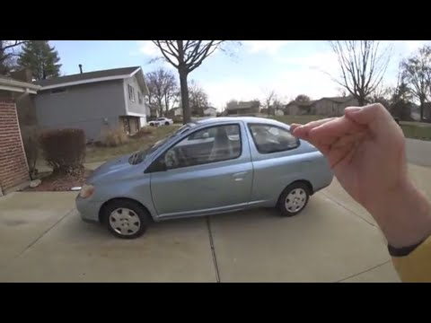 2002 Toyota Echo - My free car story ~ Best Used Beater Car