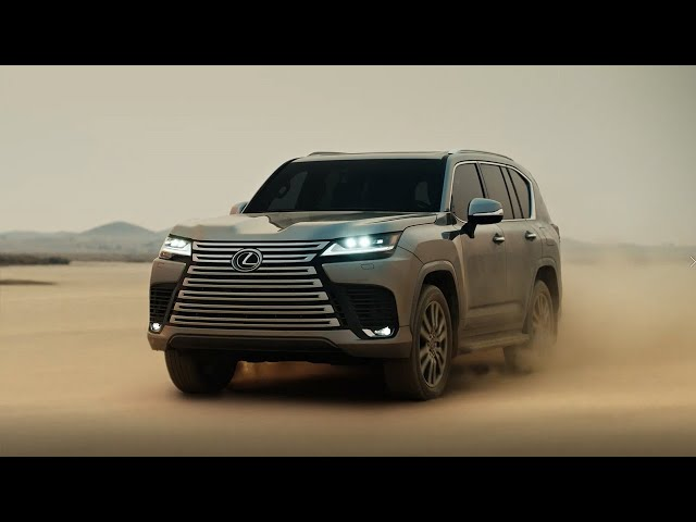 Lexus LX Reveal Film