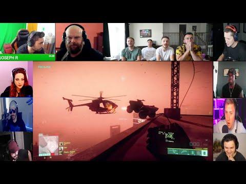 Battlefield 2042 Official Gameplay Trailer Reaction Mashup