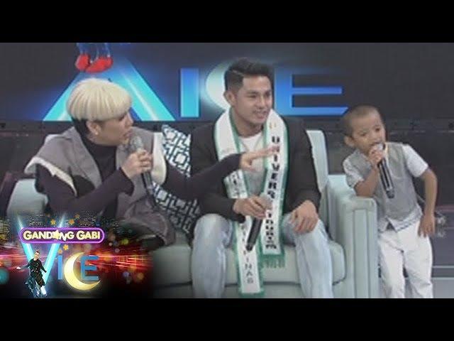 GGV: Carlo introduces a guy to Vice Ganda
