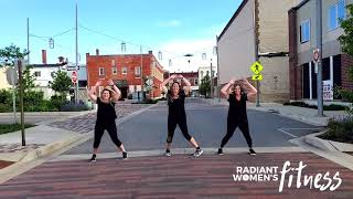 Do Life Big || Jamie Grace || Radiant Women's Fitness
