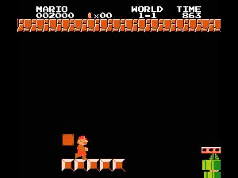 Let's Quickly Play Super Mario Bros. Frustration - Episode 1 - The Beginning Of A Side LP