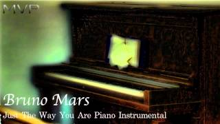 Bruno Mars - Just The Way You Are Piano Instrumental (FREE DOWNLOAD)