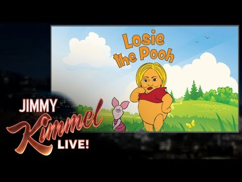 """Hillary Clinton's New Children's Book """"Losie the Pooh"""""""