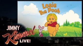 "Hillary Clinton's New Children's Book ""Losie the Pooh"""
