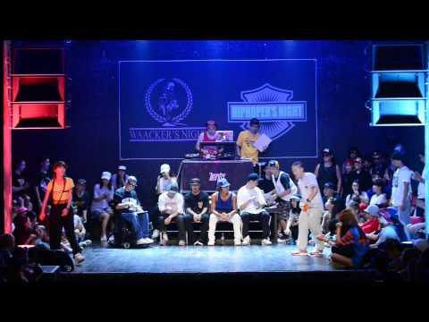 HONEY J vs OHBODY - Solo: quarter final @Hiphoper`s night vol.3