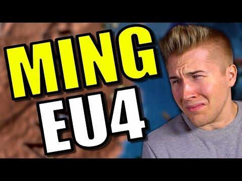 Europa Universalis 4 [EU4] Ming! Emperor of China - Mandate of Heaven Gameplay: Part 2