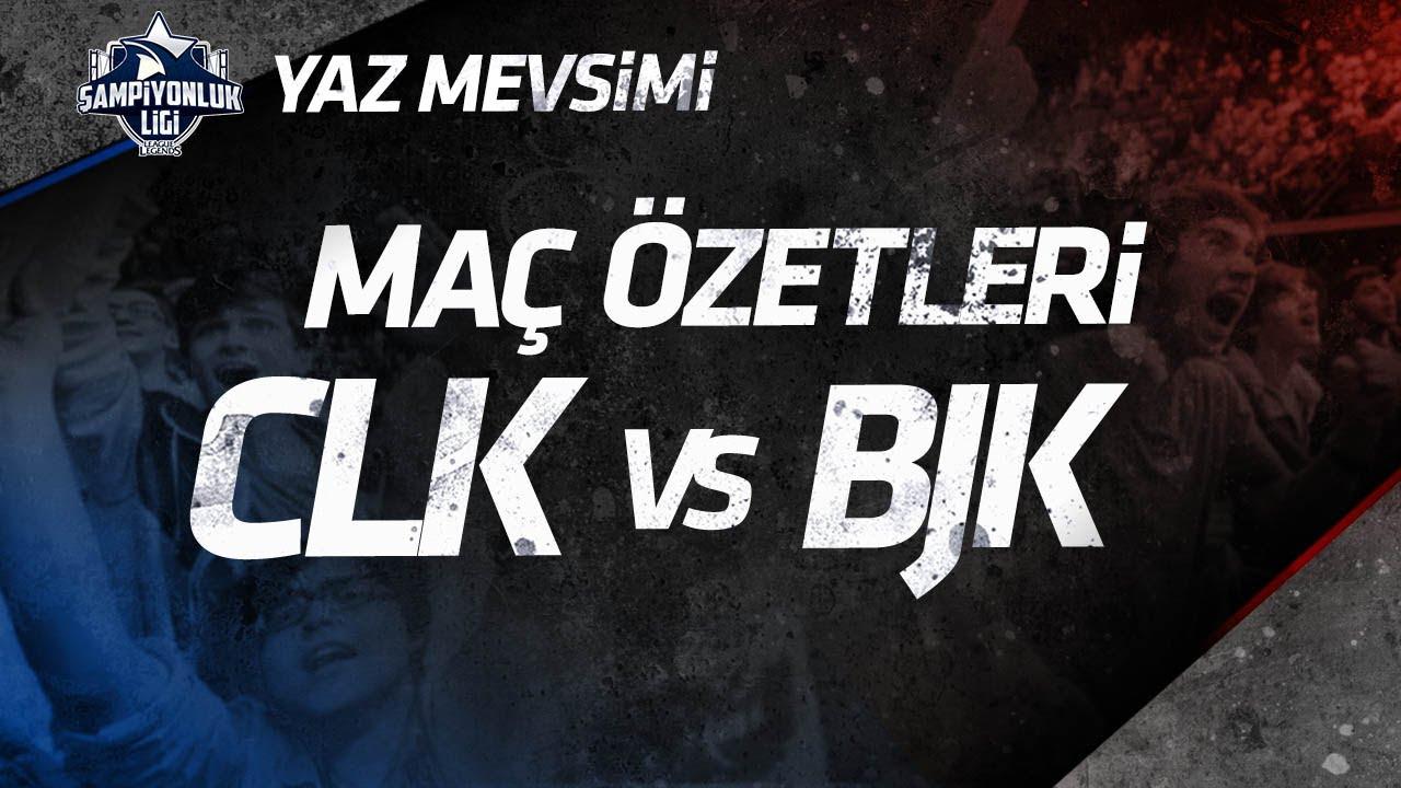 ÇİLEKLER vs Beşiktaş.OHM 1. Maç Özeti | Şampiyonluk Ligi Yaz Mevsimi 1. Hafta