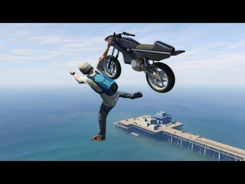 GTA 5 Crazy ragdolls compilation vol15 Euphoria physics  Funny Moments
