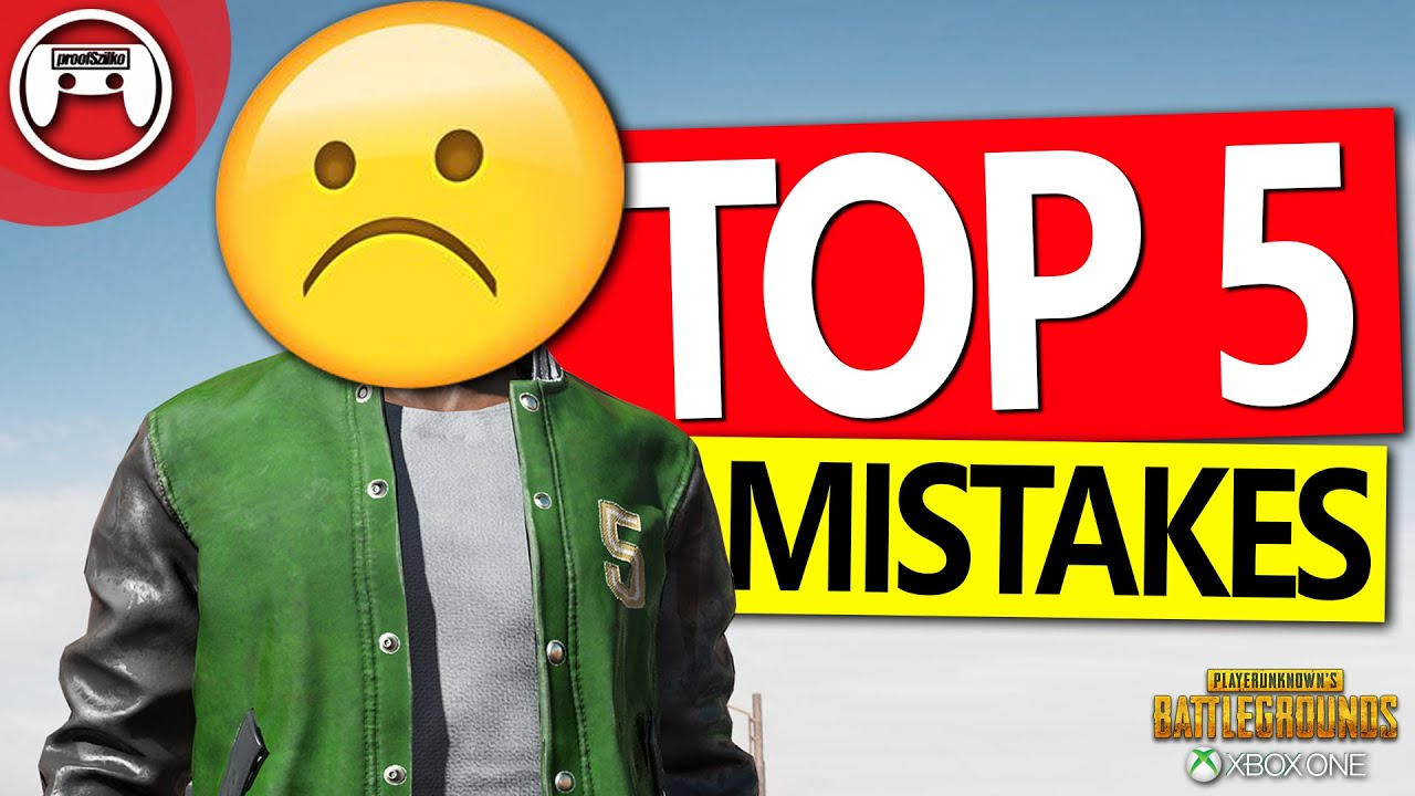 PUBG Xbox TOP 5 Mistakes Why You Lose Gunfights and How to Fix Them – PUBG Xbox Gunfight Tips