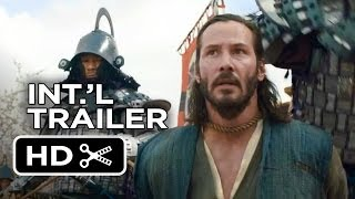 47 Ronin INT.'L TRAILER - Legend (2013) - Keanu Reeves Samurai Movie HD