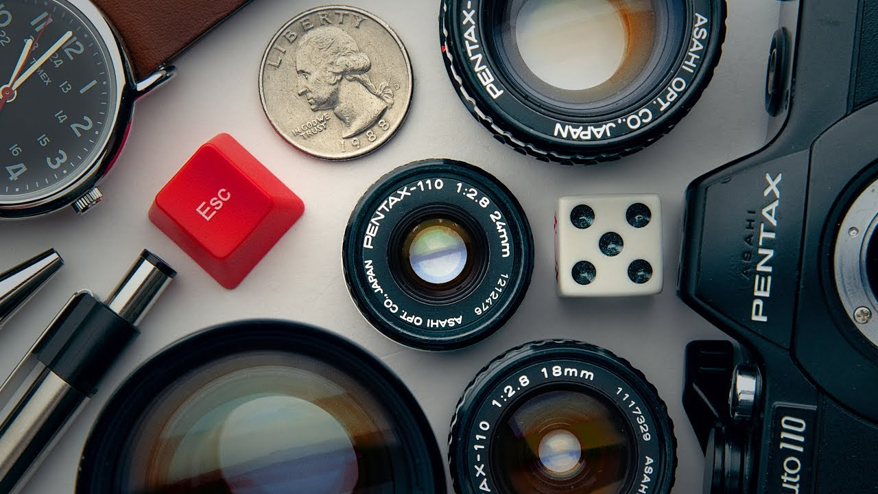 These 4 TINY Vintage Lenses Are Incredible!