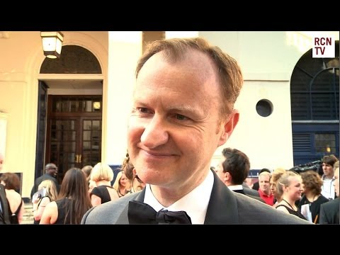 Sherlock Mark Gatiss Interview - Season 4,  Moriarty & Mycroft
