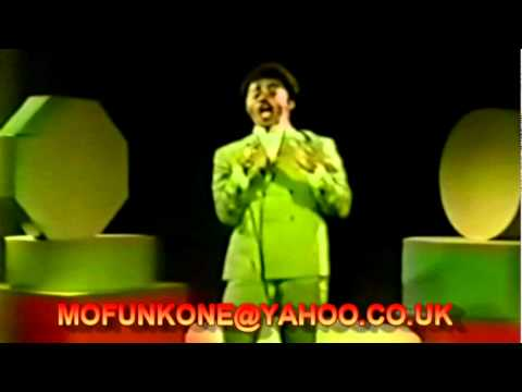 JOHNNY TAYLOR - WHO'S MAKING LOVE.TV PERFROMANCE 1969.
