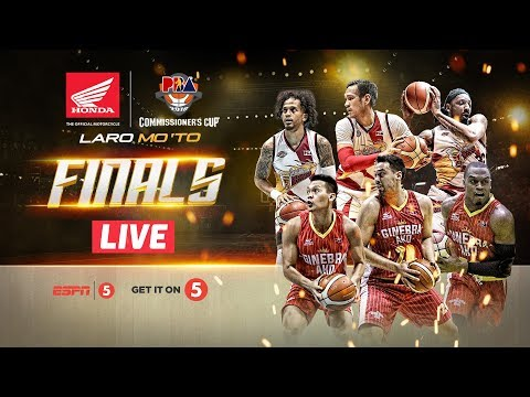 Ginebra def. San Miguel, 93-77 (REPLAY VIDEO) Finals Game 6 / August 8