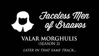 Faceless Men of Braavos: Game of Thrones Soundtrack Theme