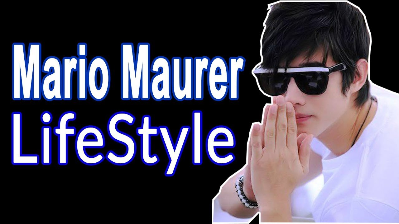 Mario Maurer Lifestyle, House, Cars, Net Worth, Family, Biography