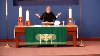 United Lutheran Church in Grand Forks, ND - Worship for Sunday, August 22, 2021