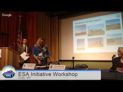 Panel: Species Conservation & ESA: Energy & Mining