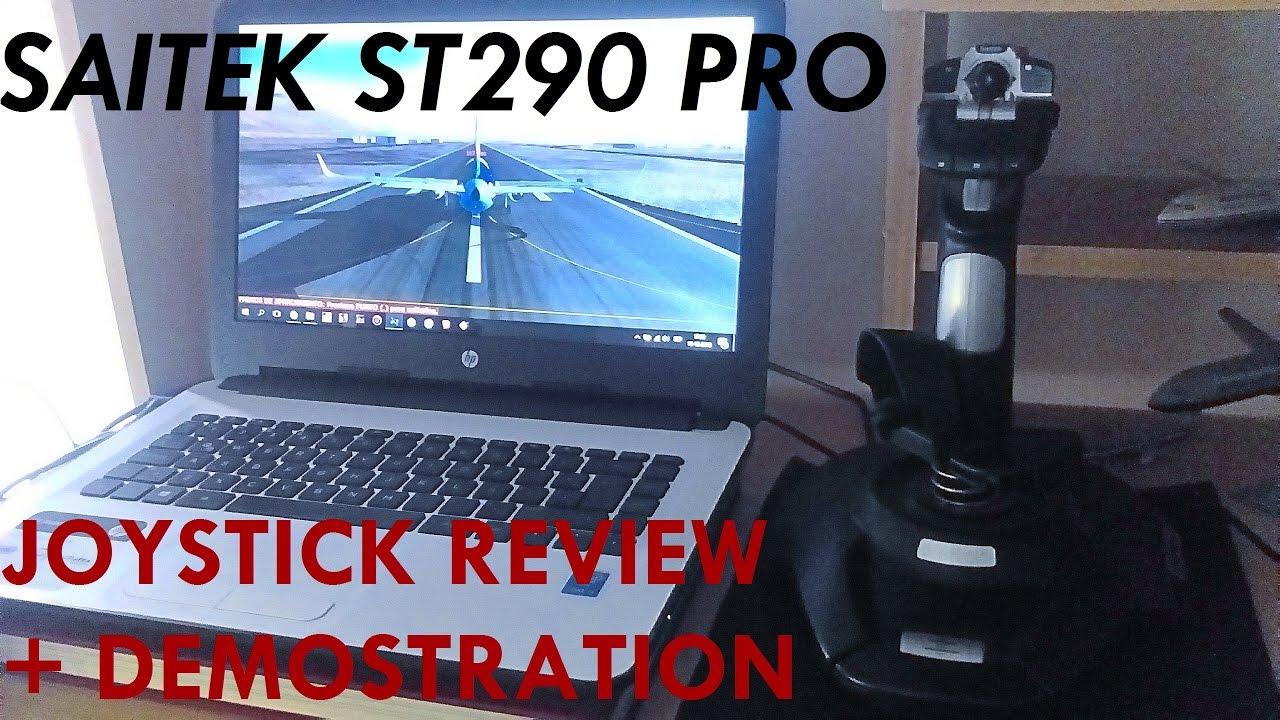 SAITEK Joysticks ST290 Windows 7 64-BIT