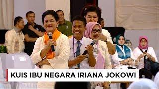 """Gambar cover Lucu! Saat Iriana Jokowi Dirayu & Dinasehati """"Sang Pacar"""" di Gorontalo"""