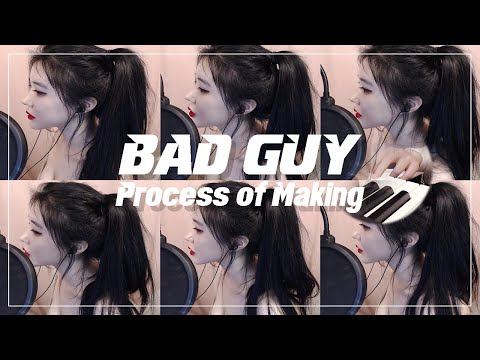 How To Make Billie Eilish - Bad Guy   Instrumental Remake + Cover by Yuwol