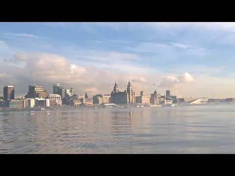Ferry 'Cross The Mersey - River Mersey Ferries Liverpool Vlog
