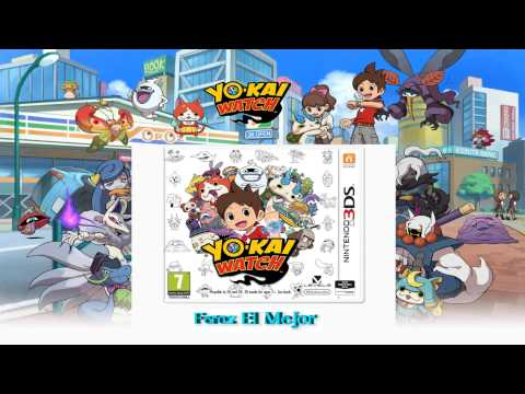 Yo-kai Watch | Music | Final Battle Theme 2