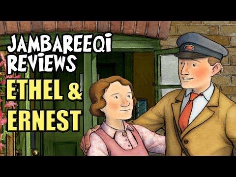 """Jambareeqi Reviews"" - Ethel & Ernest"