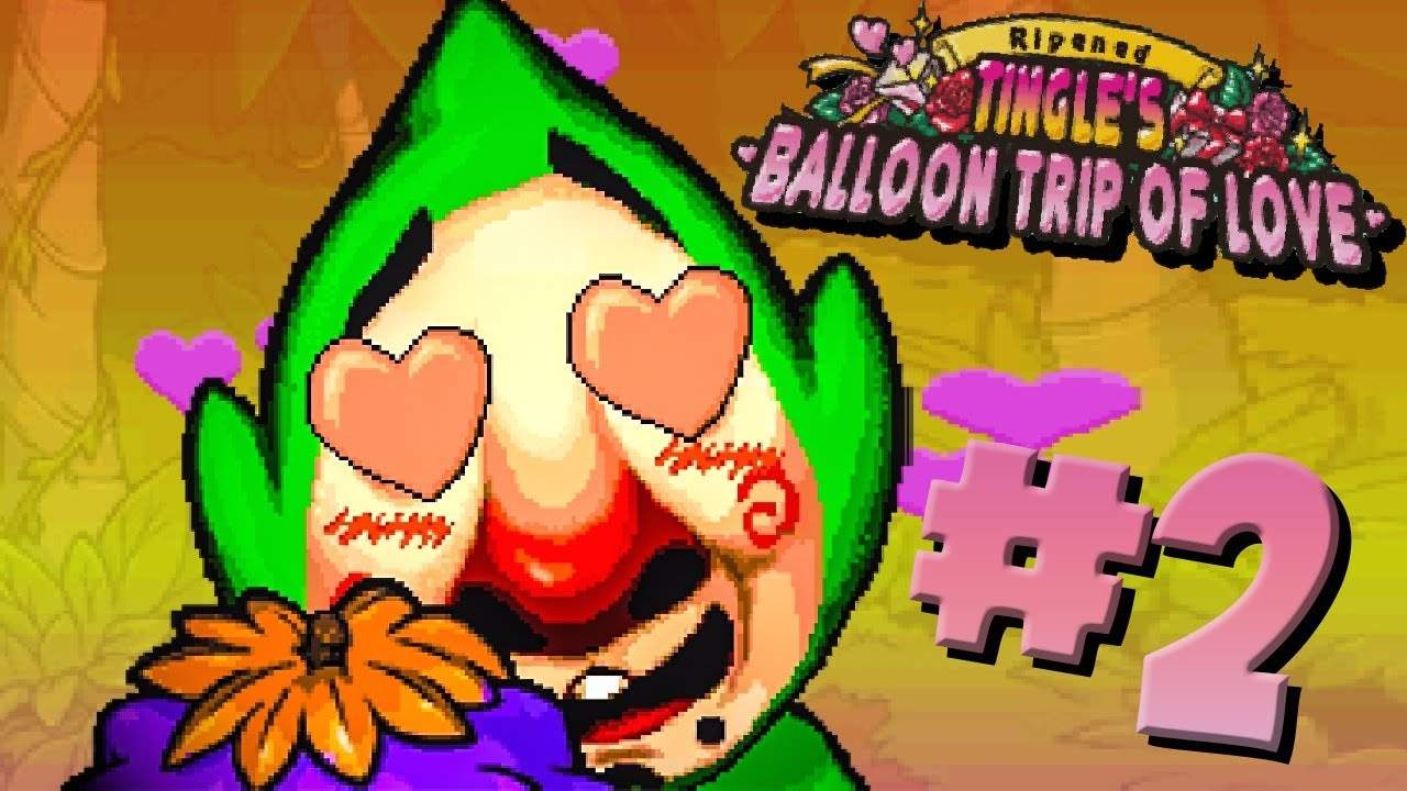 tingle s balloon trip of love part 2 hammy streams youtube