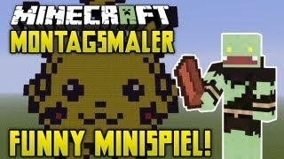 FUNNY MINIGAME mit TADDL, ZERONIK, NODOP & ARDY! - Minecraft: Build It | ungespielt