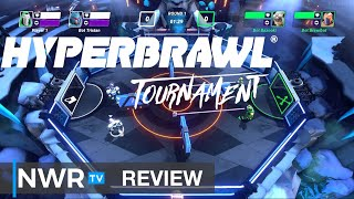 HyperBrawl Tournament (Switch) Review (Video Game Video Review)